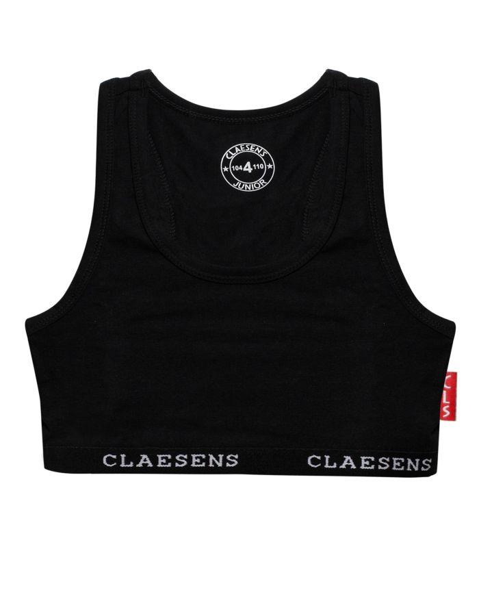 MEISJES TOP BLACK CL7511