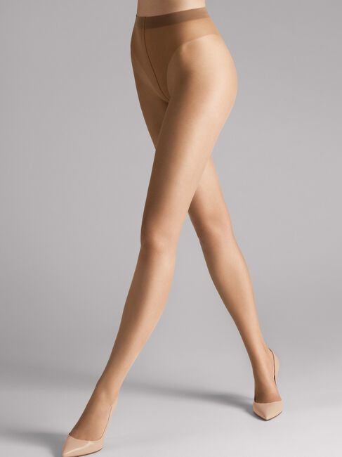 DS LUXE TIGHTS 9 DEN PANTY SAND 17028